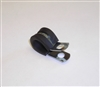 "1/2"" Rubber Lined Cable Clip"