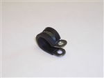 "5/8"" Rubber Lined Cable Clip"