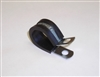 "13/16"" Rubber Lined Cable Clip"