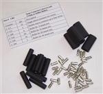 Crimping Bullet & Snap Connector Assortment Pack