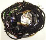 Land Rover Main Wiring Harness with alternator