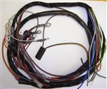 '62 Triumph T100SS Motorcycle Wiring Harness