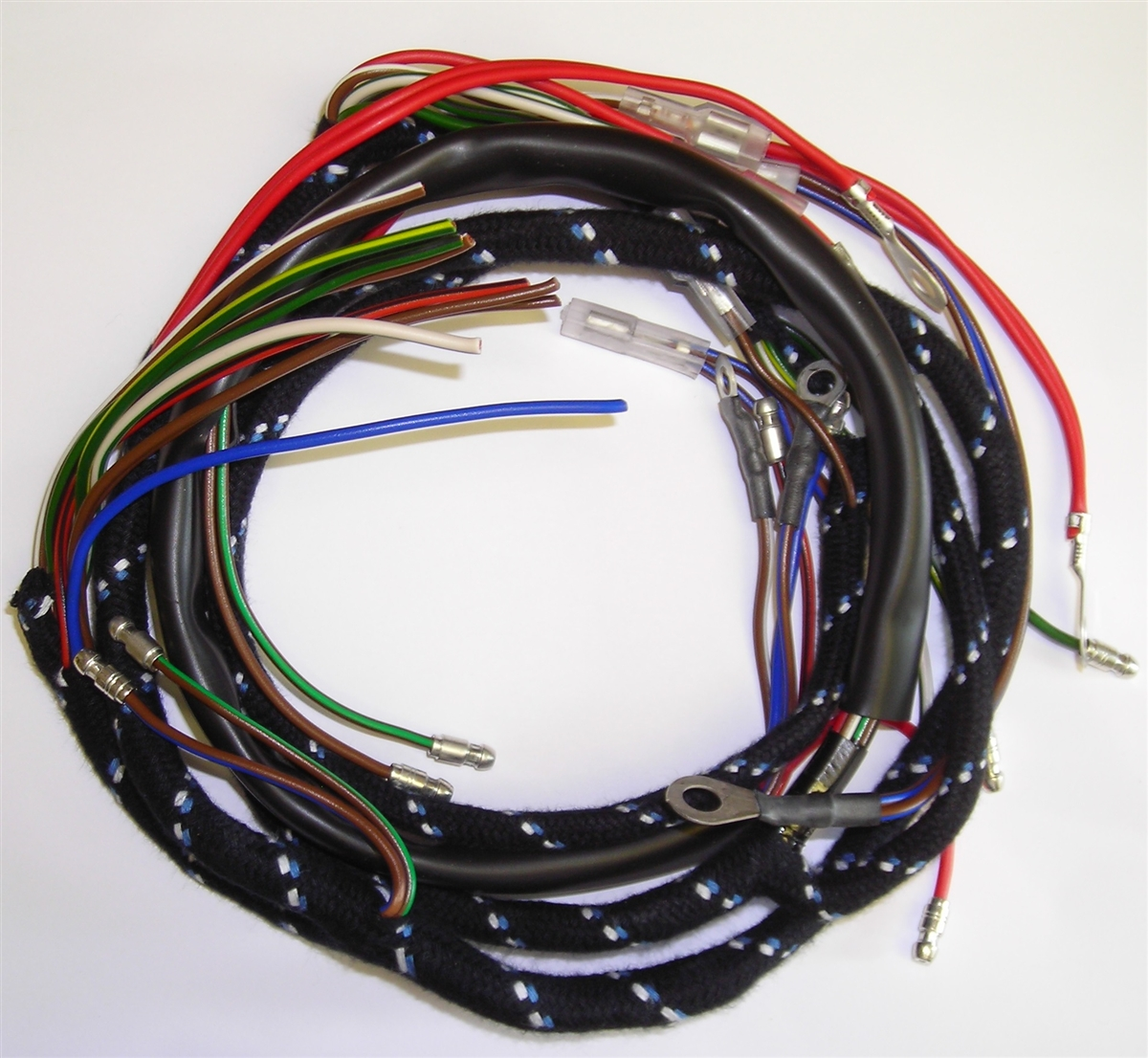 MC111PB 2?1374670568 matchless g80cs motorcycle wiring harness aj wiring harness mazda at bayanpartner.co