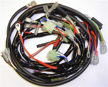 Norton Commando 850cc Mk3 Motorcycle Wiring Harness