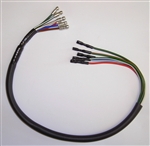 Norton Commando 850cc Mk3 Motorcycle Console Wiring Harness