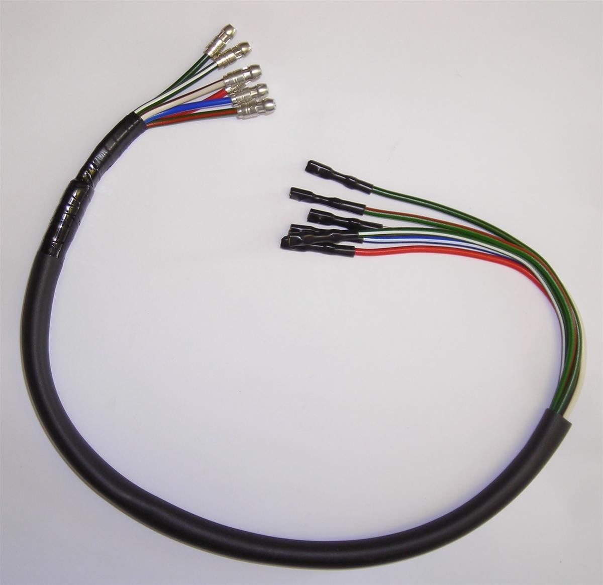 Amazing Norton Commando 850Cc Mk3 Motorcycle Console Wiring Harness Wiring Digital Resources Unprprontobusorg
