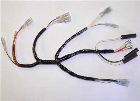 Norton Commando 850cc Mk3 Motorcycle Ignition Wiring Harness