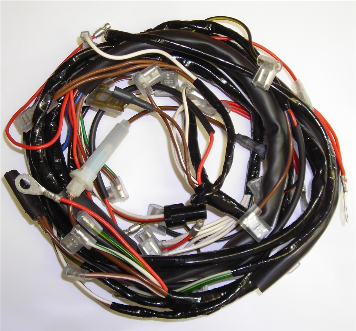 Triumph T100, T120 & TR6 Motorcycle Wiring HarnessBritish Wiring