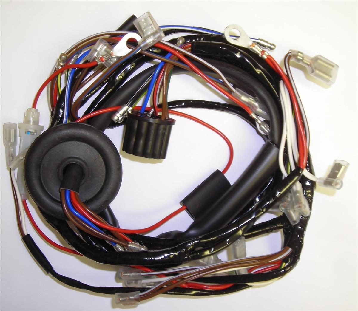 norton 650 mercury \u0026 p11 main harness (mc30pp)  electrical wiring harness norton