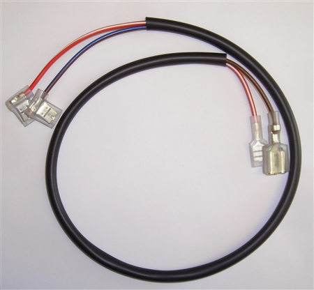 1975 - on, T160V Trident Starter Solenoid Harness  (MC501)