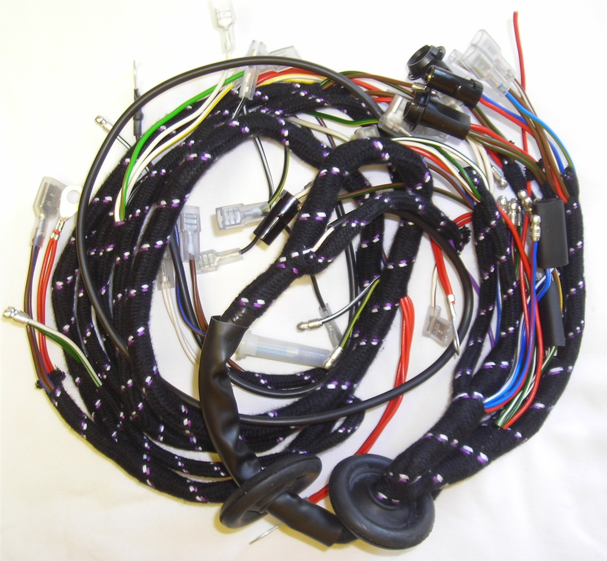 Triumph Motorcycle Wiring Harness. 19761978 Triumph T140v Tr7rv Main Harness Mc73pb. Wiring. Triumph Motorcycles Wiring Diagram At Scoala.co