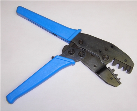 Ratcheting Crimping Tool for Terminals