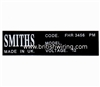 Smith's Sticker