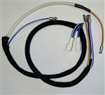 Headlamp & Flash Relay Harness,  Series 2 XJ6 / XJ12 (XJ2227)