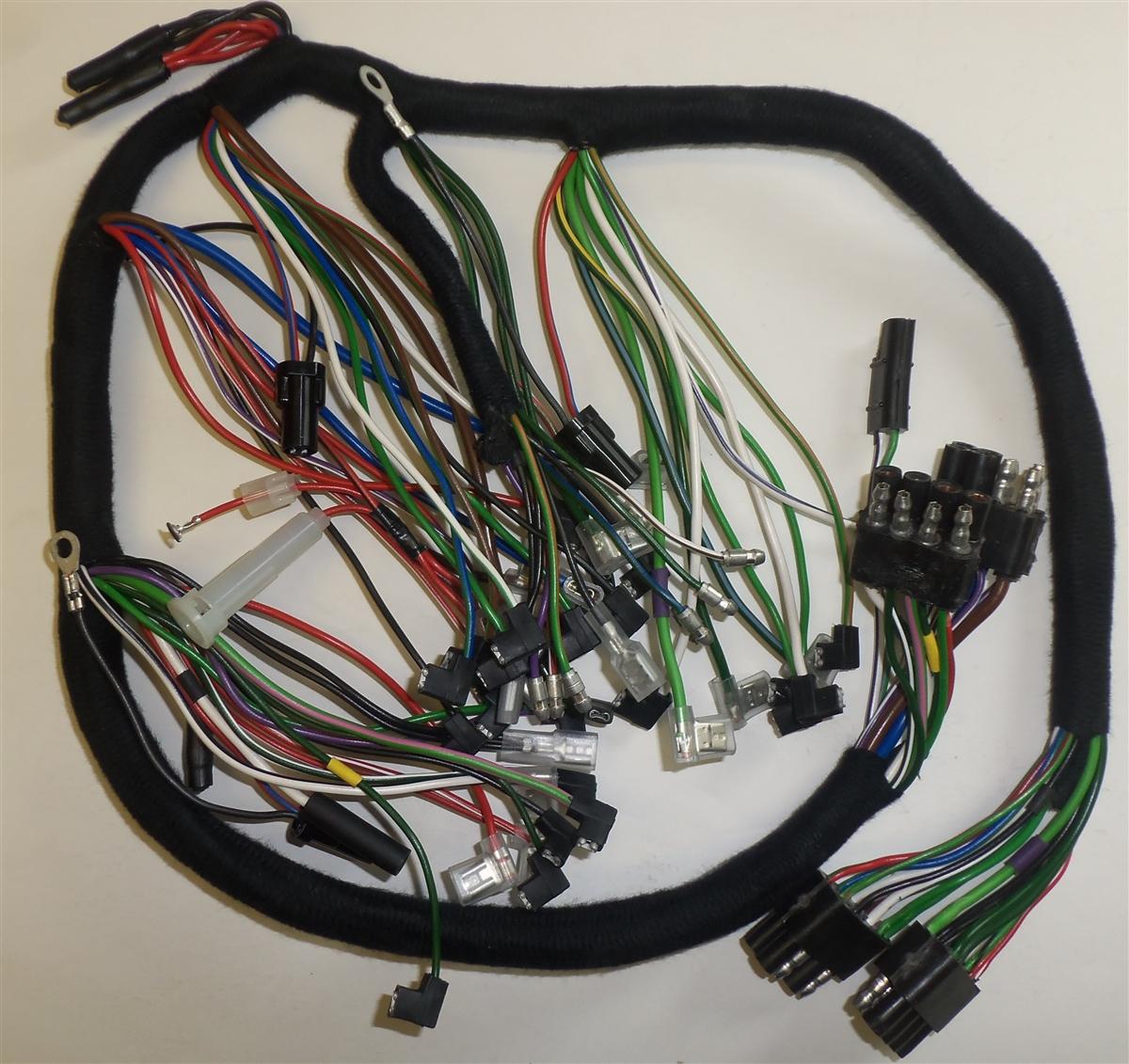 dash harness, series 1 jaguar xj6 (xj6154)