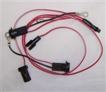 Jaguar XJ6 Tachometer & Speedometer Illumination Harness