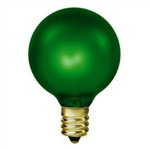 15G16-1/2E12/EMERALD/130V EMERALD DEEP COLOR GLOBE E12 BASE, EMERALD GREEN G16.5 GLOBE, DEEP COLOR GLOBE BULB, DECORATIVE COLORED GLOBE BULBS, 15 WATT G16.5 EMERALD GREEN GLOBE BULB CANDELABRA BASE 130 VOLT