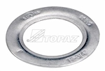 "Topaz - 924 Rigid Conduit Reducing Washer, Topaz #924, Topaz 924, 1-1/4"" x 3"" Steel Reducing Washer Topaz #924, 1-1/4"" to 3"" Steel Reducing Ring Topaz #924 1-1/4"" to 3"" Steel Reducing Doughnut Topaz #924"