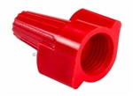 Topaz - WR2 Wire Connector Wing Type, Topaz #WR2, Topaz WR2, Red Wing Type Wire Connector Topaz #WR2
