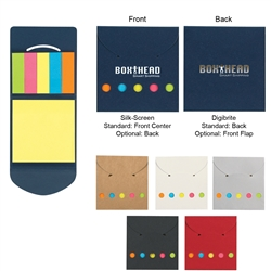 Custom Sticky Notes & Flags In Case