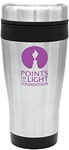 Personalized Steel Trim City Mate Tumbler 14oz