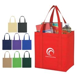 Promotional Avenue Shopper Non-Knitted Tote Bag