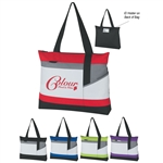 Promotional Advantage Polyester Tote Bag