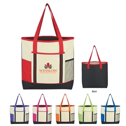 Promotional Berkshire Polyester Tote Bag