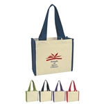 Promotional Heavy Canvas Cotton Tote Bag
