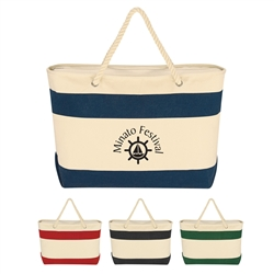 Promotional Large Cruising Tote w-Rope Handles
