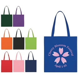 Promotional Economy Non-Knitted Tote Bag