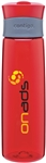 Custom Contigo Madison Red Copolyester Bottle 24oz
