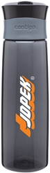 Custom Contigo Madison Charcoal Copolyester Bottle 24oz