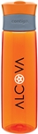 Custom Contigo Madison Orange Copolyester Bottle 24oz