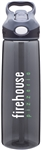 Custom Contigo Addison Charcoal Copolyester Bottle 24oz