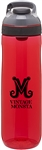 Custom Contigo Cortland Red Copolyester Bottle 24oz