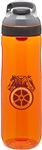 Custom Contigo Cortland Orange Copolyester Bottle 24oz