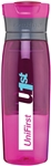 Custom Contigo Kangroo Pink Copolyester Bottle 24oz