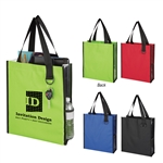 Promotional Sneak Peek Vinyl Tote Bag