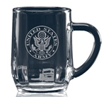 Logo 10 oz. Optic Haworth Mug