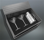 Promotional Three Piece Martini Set