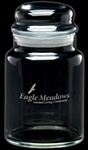 26 oz Deep Etched Promotional Apothecary Jar | Customized Printed Promotional Products