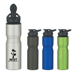 Custom Aluminum Sports Water Bottle 28oz