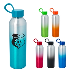 Custom Aluminum Chroma Water Bottle 21oz