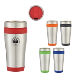 Custom Aspen Stainless Steel Tumbler 15oz