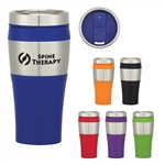 Custom Terra Stainless Steel Tumbler 15oz