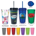 Custom Tritan16 Double Wall Tumbler 16oz