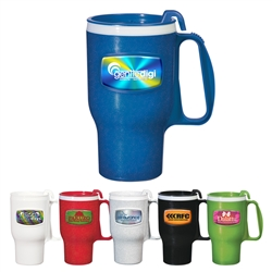 Custom Extreme High Gloss Travel Mug 16oz