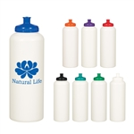 Custom Economy Sports Water Bottle 32oz