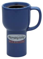 Custom Ceramic Deluxe Coffee Mug w-Lid 12oz